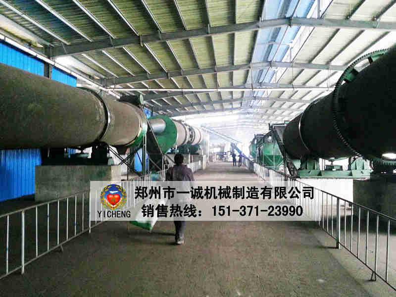 年产5万吨猪粪易胜博注册易胜博网址_山东现场