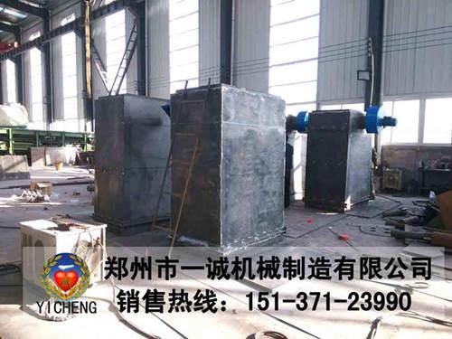 郑州易胜博ysb248网址脉冲除尘器制造现场