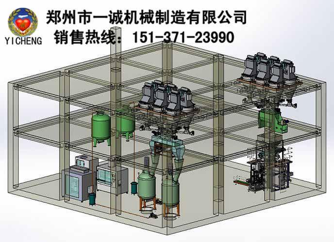 立式水溶肥设备