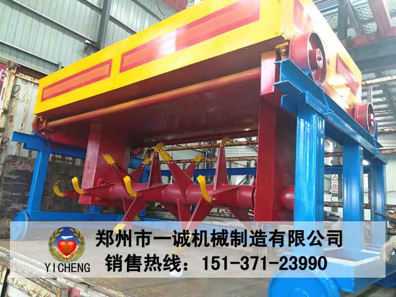 郑州易胜博ysb248网址3米槽式翻抛机发往上海